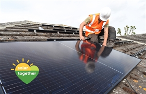 Solar Together calls on solar PV installers to register interest in new schemes
