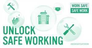 RECC supports Work Safe campaign for a safe return to work